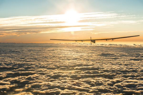 Solar Impulse, Bertrand Piccard, aviation solaire