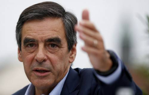 François Fillon, UMP, montre suisse, Rebellion